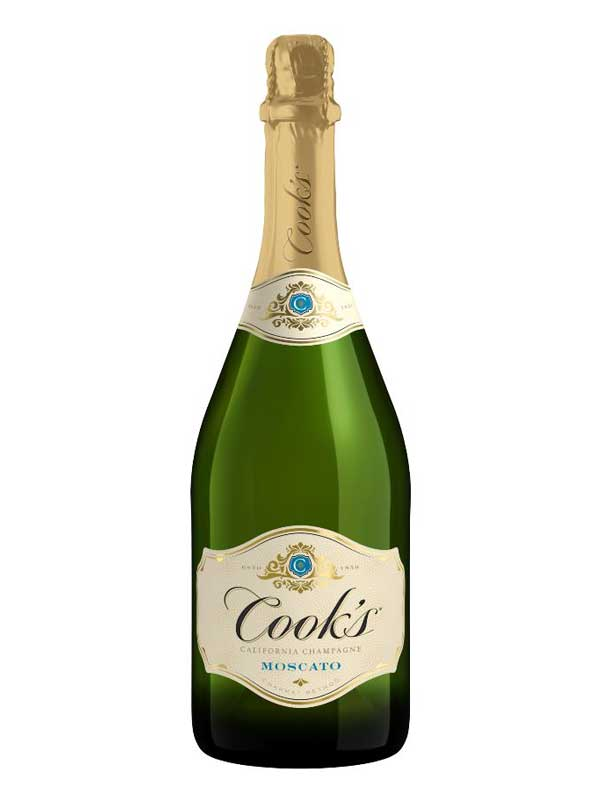 Cook S Champagne Cellars Cook S Sparkling Moscato Nv