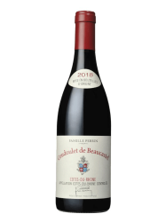 Coudoulet de Beaucastel Cotes-du-Rhone Rouge 2018 750ML Bottle