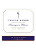 Craggy Range Sauvignon Blanc Te Muna Road Vineyard Martinborough 750ML Label