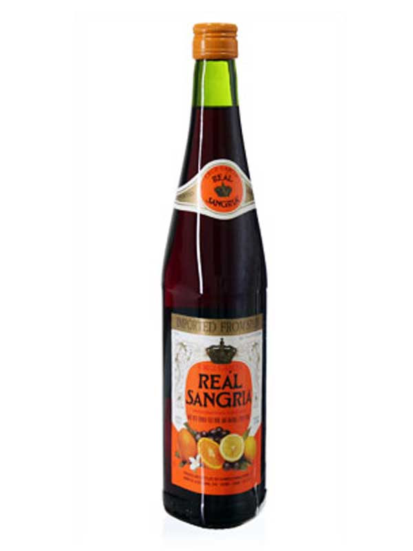 Cruz Garcia Real Sangria NV 750ML Bottle