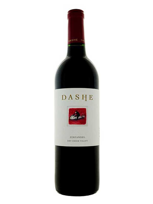 Dashe Cellars Zinfandel Dry Creek 2011 750ML Bottle