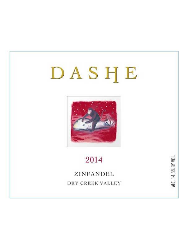 Dashe Cellars Dashe Cellars Zinfandel Dry Creek 2014