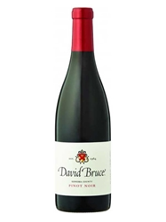 David Bruce Pinot Noir Sonoma Coast 750ML Bottle