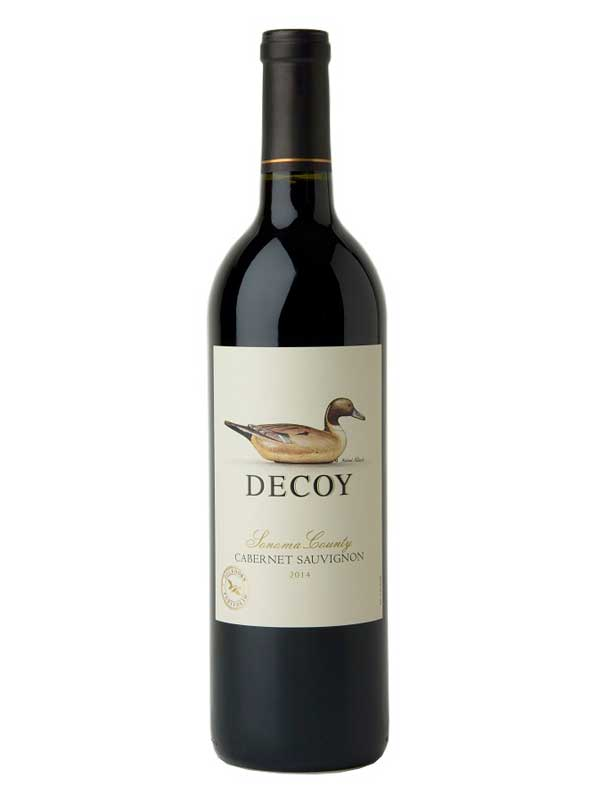 Decoy Cabernet Sauvignon Sonoma County 2014 750ML Bottle