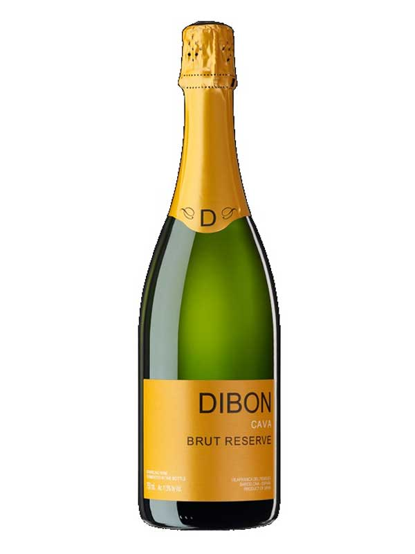 Dibon Brut Reserve Cava NV 750ML Bottle