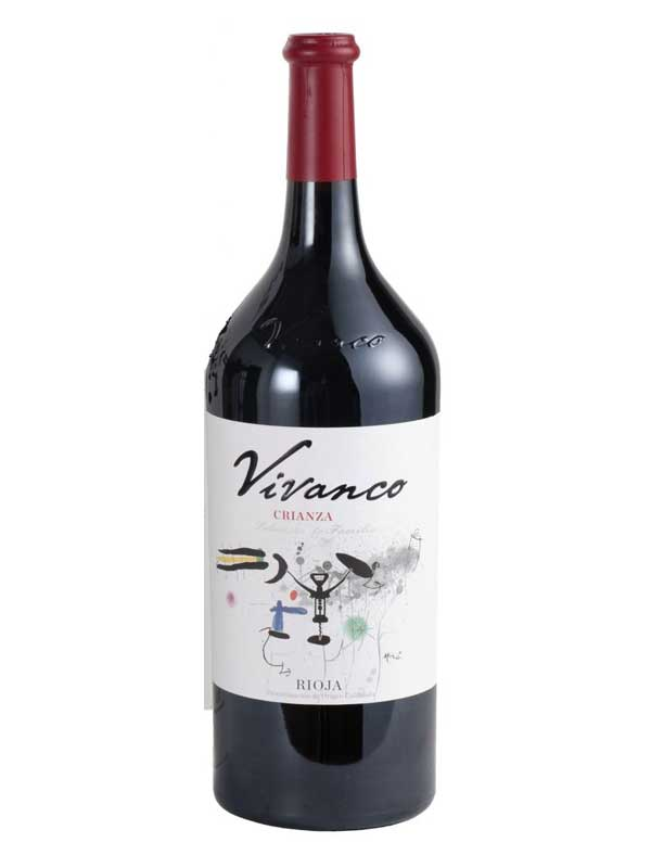 Dinastia Vivanco Rioja Seleccion de Familia Crianza 2010 750ML Bottle