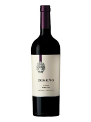 Diseno Old Vine Malbec Mendoza 750ML Bottle