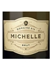 Domaine Ste Michelle Brut Columbia Valley 750ML Label