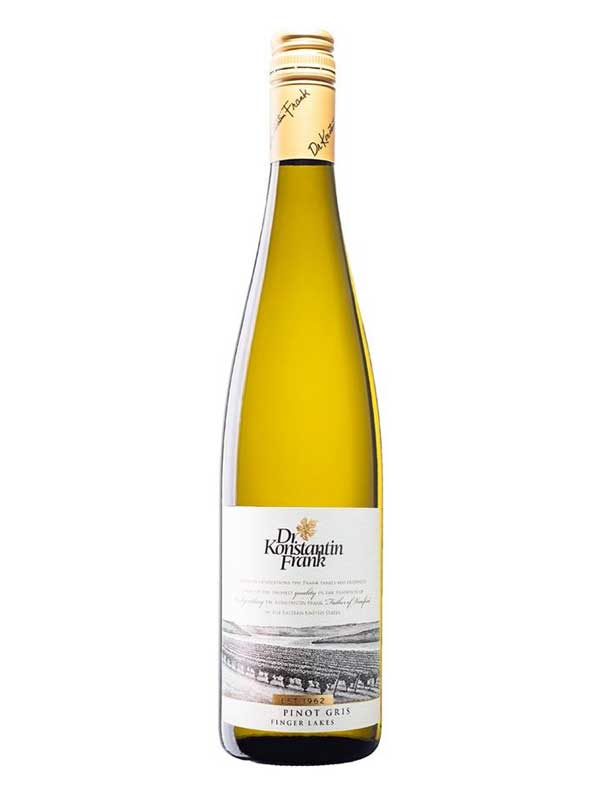 Dr. Konstantin Frank Pinot Gris Finger Lakes 750ML Bottle