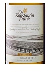 Dr. Konstantin Frank Rkatsiteli Finger Lakes 750ML Label