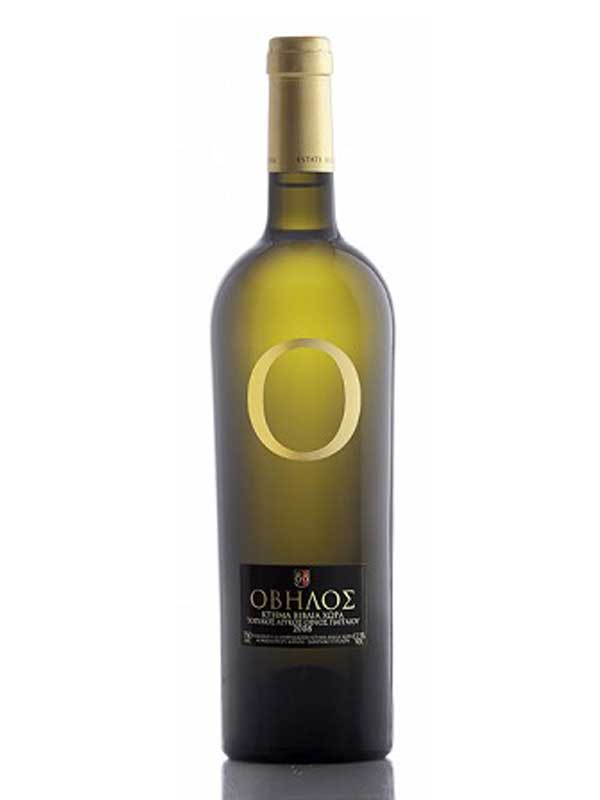 Estate Biblia Chora Ovilos White Pangeon 2015 750ML Bottle