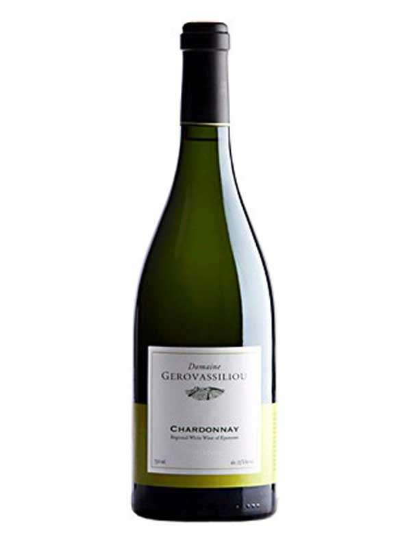 Estate Gerovassiliou Chardonnay Epanomi 750ML Bottle