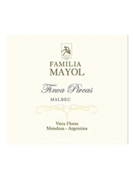 Familia Mayol Malbec Pircas Vineyard Mendoza 750ML Label