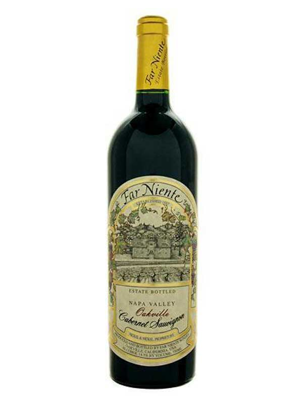 Far Niente Winery Far Niente Cabernet Sauvignon Oakville