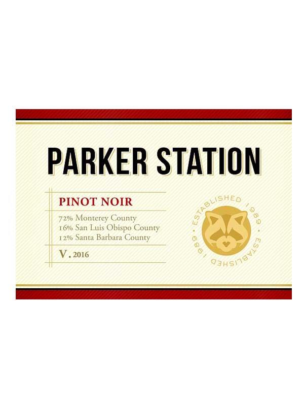 Fess Parker Fess Parker Parker Station Pinot Noir