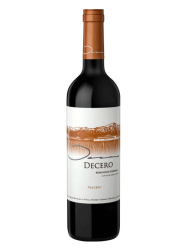 Finca Decero Malbec Remolinos Vineyard Agrelo Mendoza 750ML Bottle