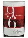 Foppiano Vineyards Lot 96 Petite Sirah Sonoma 2014 750ML Label