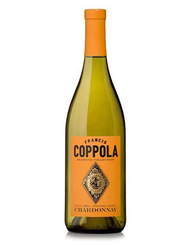 It's just a graphic of Clever Francis Coppola Gold Label Chardonnay