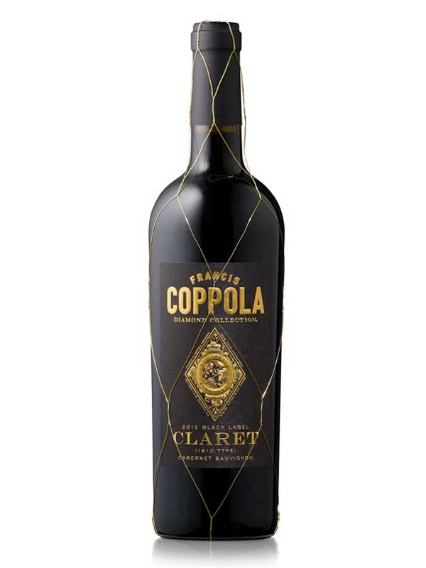 It is a picture of Massif Francis Coppola Gold Label Chardonnay