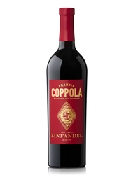 Francis Coppola Diamond Collection Zinfandel Red Label 750ML Bottle