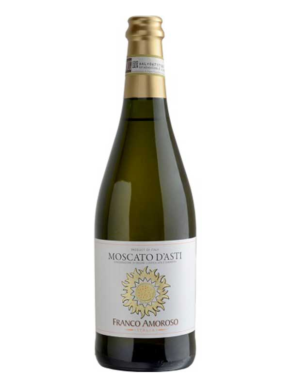 Franco Amoroso Moscato d'Asti 2015 750ML Bottle