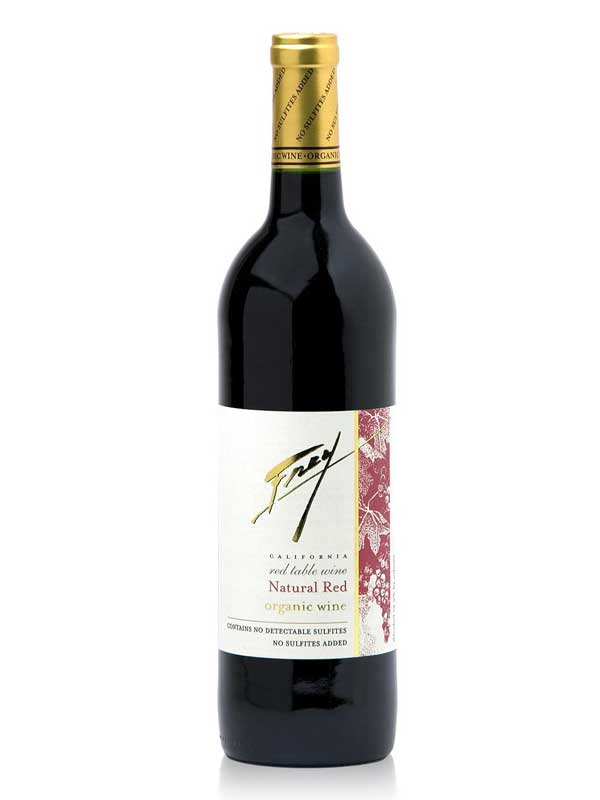 Frey Vineyards Natural Red NV 750ML Bottle