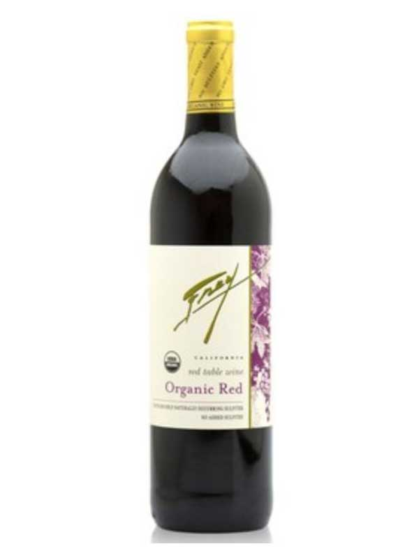 Frey Vineyards Organic Red North Coast NV 750ML Bottle