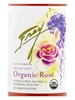 Frey Vineyards Organic Rose Redwood Valley 750ML Label