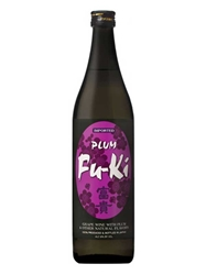 Fuki Plum Wine 750ML Bottle