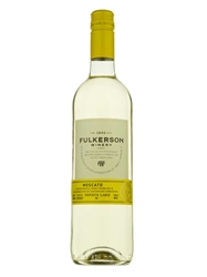 Fulkerson Winery Juicy Sweet Moscato Finger Lakes 750ML Bottle
