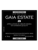 Gai'a Estate Red Agiorgitiko Nemea 2013 750ML Label