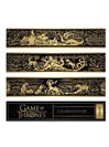Game of Thrones Chardonnay Central Coast 2016 750ML Label