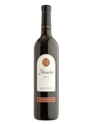 Gamla Merlot The Reserve Galilee 2010 750ML Bottle