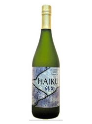 Gekkeikan Haiku Sake 750ML Bottle