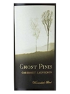 Ghost Pines Cabernet Sauvignon Winemaker's Blend Sonoma/Napa/Lake Counties 750ML Label