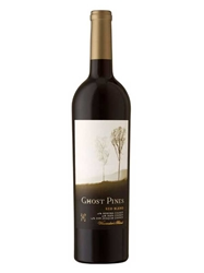 Ghost Pines Red Blend Sonoma/Joaquin/Napa Counties 2012 750ML Bottle