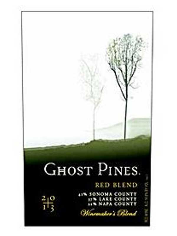 Ghost Pines - Ghost Pines Red Blend Sonoma/Lake/Napa ...
