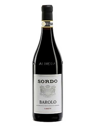 Giovanni Sordo Gabutti Borolo 750ML Bottle