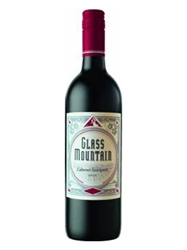 Glass Mountain Cabernet Sauvignon 2013 750ML Bottle