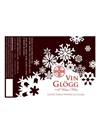 Glunz Family Winery Vin Glogg A Winter Wine 1 Liter Label