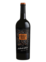 Gnarly Head Authentic Black Lodi 750ML Bottle