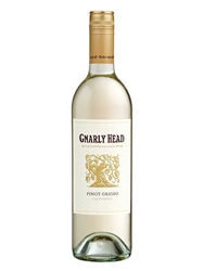 Gnarly Head Pinot Grigio 750ML Bottle