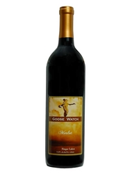 Goose Watch Winery Merlot Finger Lakes 750ML Bottle
