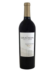 Grayson Cellars Cabernet Sauvignon Lot 10 750ML Bottle