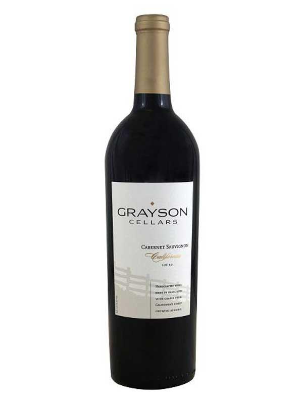 Grayson Cellars Grayson Cellars Cabernet Sauvignon Lot