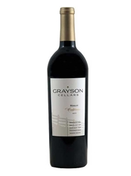 Grayson Cellars Merlot Lot 6 750ML Bottle