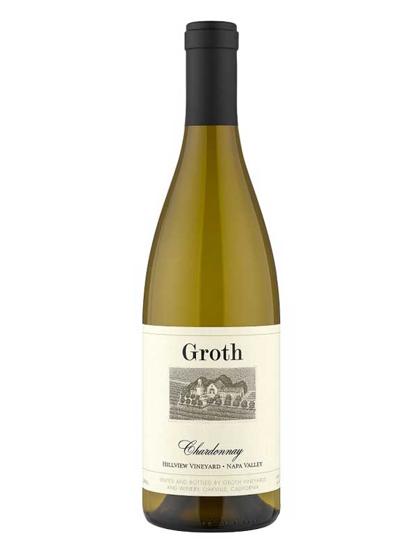 Groth Vineyards Amp Winery Groth Chardonnay Hillview