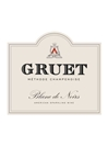 Gruet Blanc de Noirs Beige Label NV 750ML Label