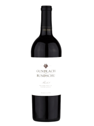 Gundlach Bundschu Merlot Sonoma County 2016 750ML Bottle