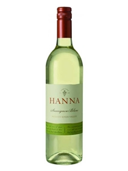 Hanna Estate Grown Sauvignon Blanc Russian River Valley 750ML Bottle